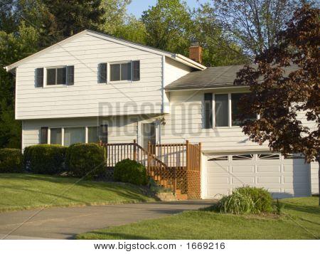 Split-Level House