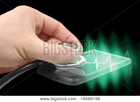 Smartphone diagnosticar