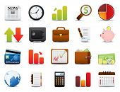 pic of currency  - Finance Icon Set - JPG
