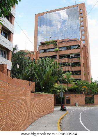 Área residencial protegida de Caracas, Venezuela