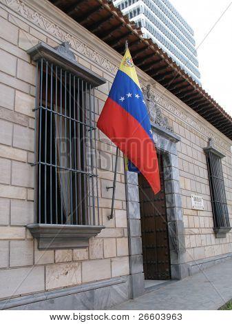Casa de Bolívar, em Caracas, Venezuela