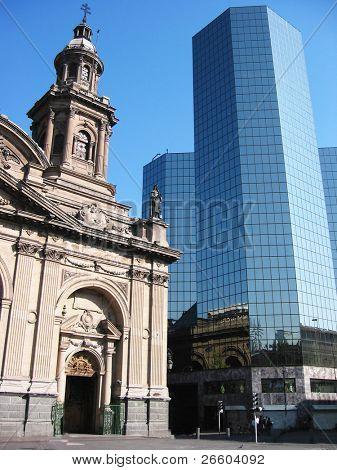 Plaza de Armas, Santiago, Chile