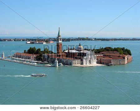 San Giorgio Maggiore islet near Venice
