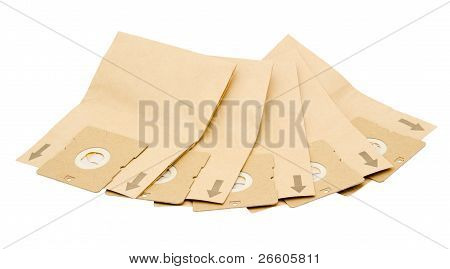 Bolsa de papel para aspiradora