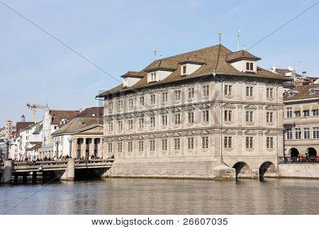 Zurich City Hall
