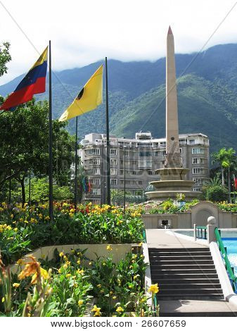 Plaza Francia, Caracas