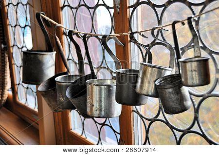 Vintage housewares