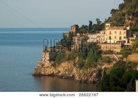 a costa de Amalfi Ravello contrada Marmorata