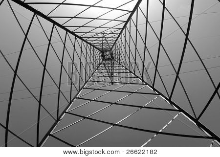 structure geometric of framework electricity