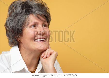 Satisfied Senior