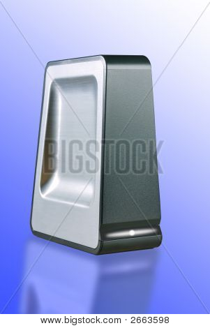 High Capacity External Computer Hard Drive