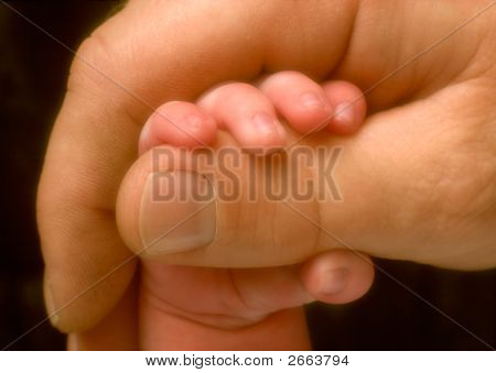 Baby'S Small Hand