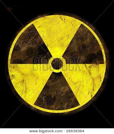 SIgn of radiation