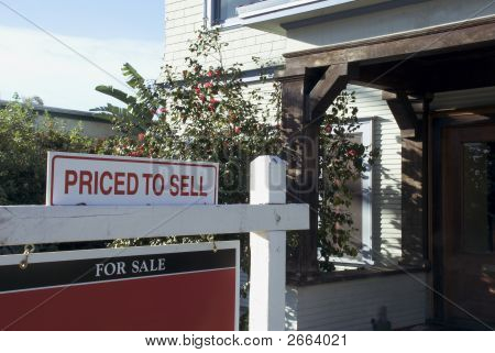 Home Priced To Sell