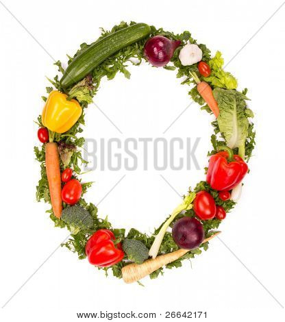 Vegetable number