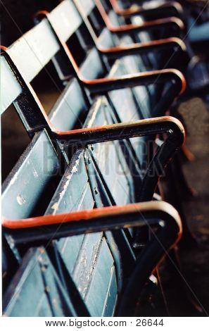Ballpark Seats