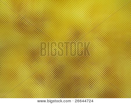 Yellow blurry abstract background