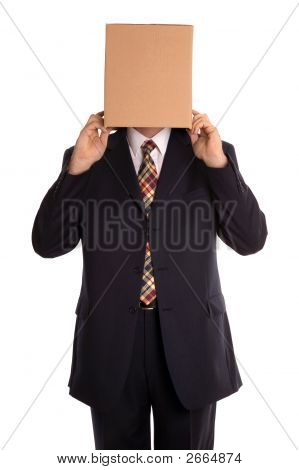 Box Man Reveal