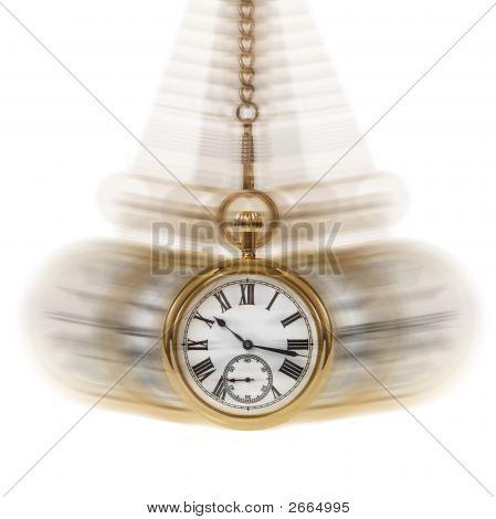 Tiempo y movimiento blanco