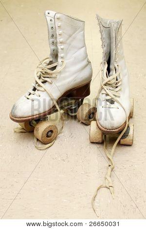 Vintage patines