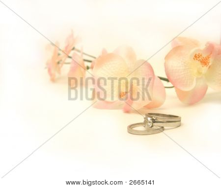 Oriental Wedding Rings