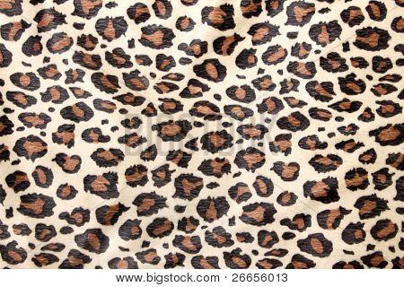 Leopard spots background