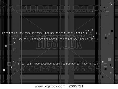 Binary And Stripes