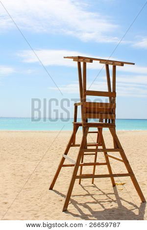 Baywatch chair