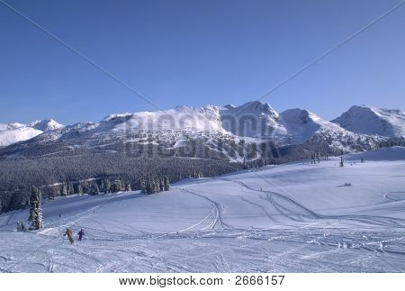 Whistler/Blackcomb Mountains