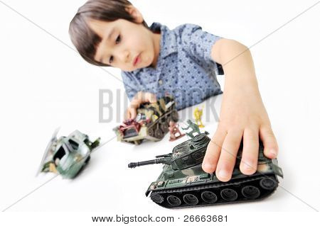 Spielzeug junge