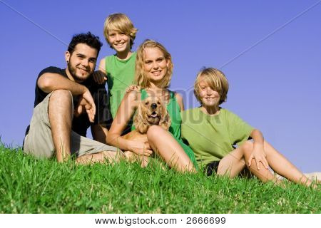 Happy Family Group