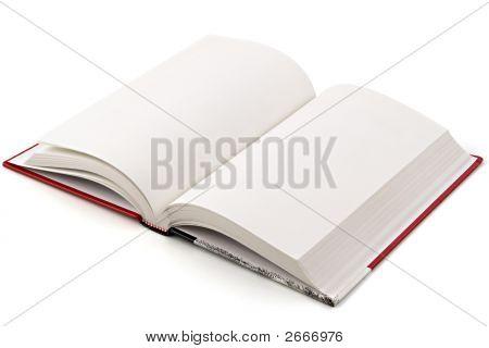 Book On White