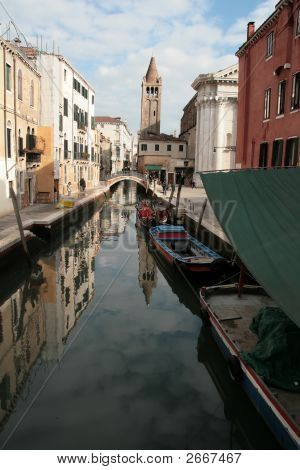 Img_0989 A Canal Of Venice Italy