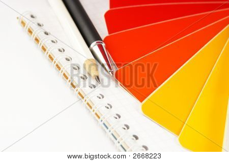 The Color Card.