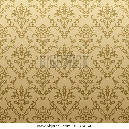 Raster seamless background vintage beige. Vector copy search in my portfolio