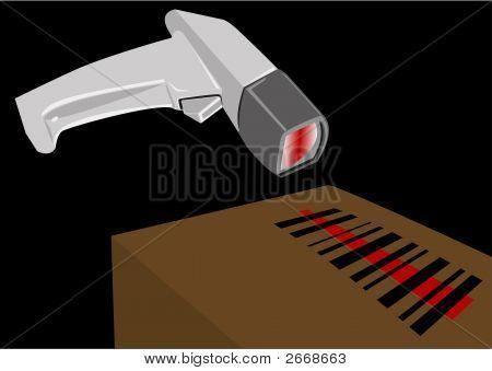 Barcode-Scanner-Illustration