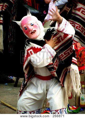 Old Man Dancer
