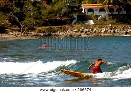 Sayulita Surfer