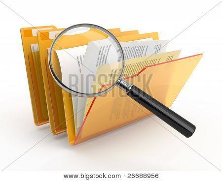 Searching In A Folder.