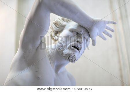 Sculpture Of Cain