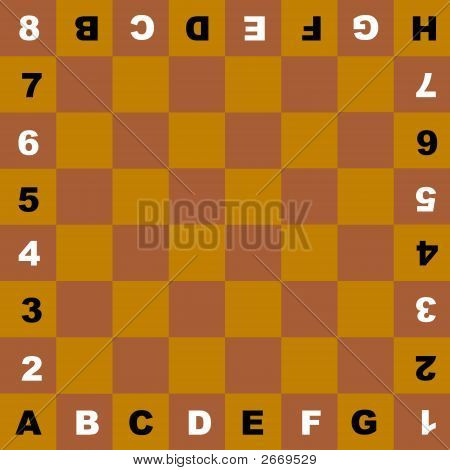 Chess Background.