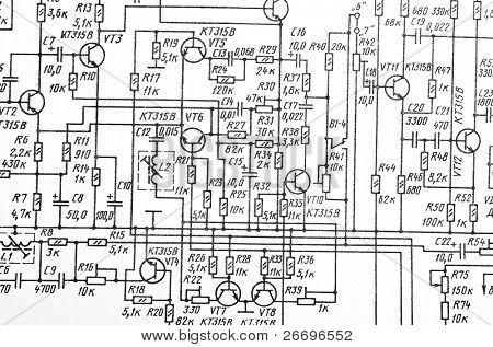 Electronics schematic
