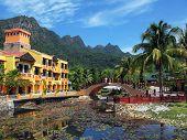 image of langkawi  - Oriental village - JPG