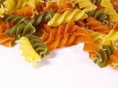stock photo of pene  - Spindles pasta - JPG