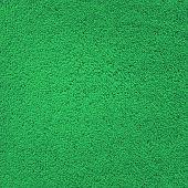 Green Towel Texture poster