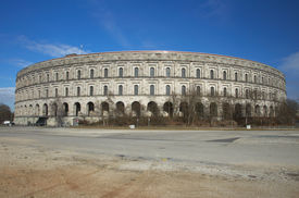 pic of megalomania  - Exterior of Hitler - JPG