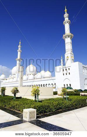 White Mosque