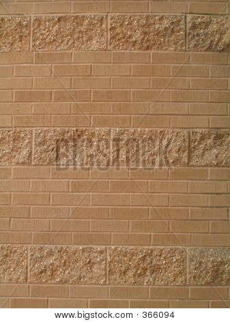 Tan Brick & Block
