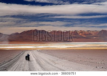 Cycling through Altiplano