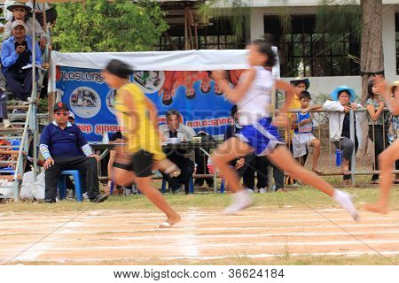 Run School Game